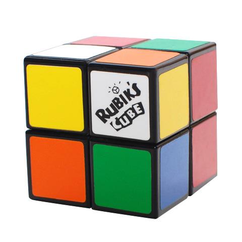 Схема сборки кубика рубика 2х2
