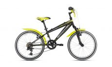 "Велосипед Bottecchia 20"" MTB 6S Boy Черный ― AmigoToy"