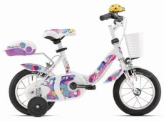 Велосипед Bottecchia Girl Coasterbrake 12 Белый ― AmigoToy