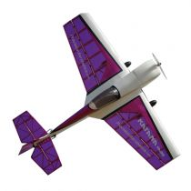 Самолёт р/у Precision Aerobatics Katana Mini 1020мм KIT (фиолетовый)