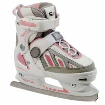 Коньки SFR Softboot Ice Skate Розовый