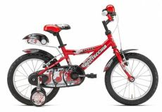 Велосипед BOTTECCHIA BOY COASTERBRAKE 16 КРАСНЫЙ ― AmigoToy