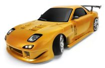 Дрифт 1:10 Team Magic E4D Mazda RX-7 (золотой)