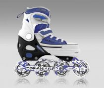 Ролики MaxCity Smart Dark Blue р. 40-43