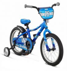 "Велосипед 16"" Schwinn Gremlin boys 2016 blue/light blue ― AmigoToy"